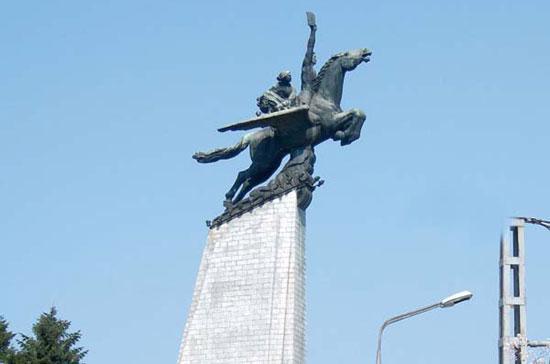 Điều cần lưu ý là thủ đô của Triều Tiên đã gần như bị phá hủy hoàn toàn trong cuộc chiến tranh Triều Tiên vào thập niên 1950 - Ảnh: SAI.