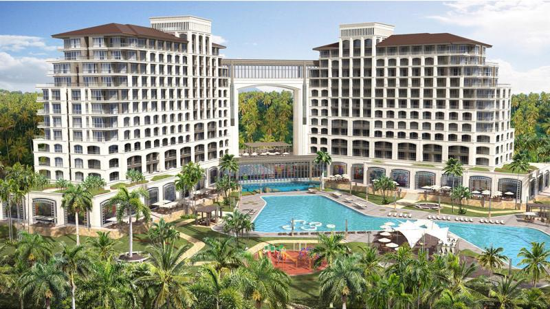 Khách sạn FLC Grand Hotel Quảng Bình.