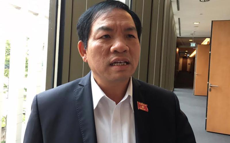 Phó chủ nhiệm Ủy ban Khoa học - Công nghệ và Môi trường của Quốc hội, ông Lê Hồng Tịnh.<br>