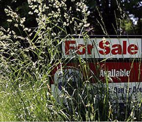Thị trường nhà đất đóng băng đang có ảnh hưởng nặng nề đến kinh tế Mỹ.