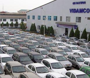 Vidamco đã trở thành hãng xe đầu tiên tung ra thị trường chương trình kích cầu trong năm mới 2009 - Ảnh: Đức Thọ.