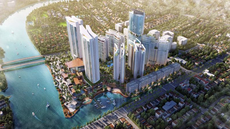 Dự án Kenton Node được tư vấn và thiết kế bởi Công ty Architect61 - đơn vị có 44 năm kinh nghiệm và là một trong 3 công ty hàng đầu tại Singapore.
