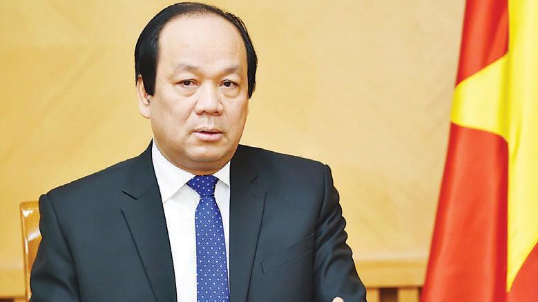 Bộ trưởng Mai Tiến Dũng, Chủ nhiệm Văn phòng Chính phủ