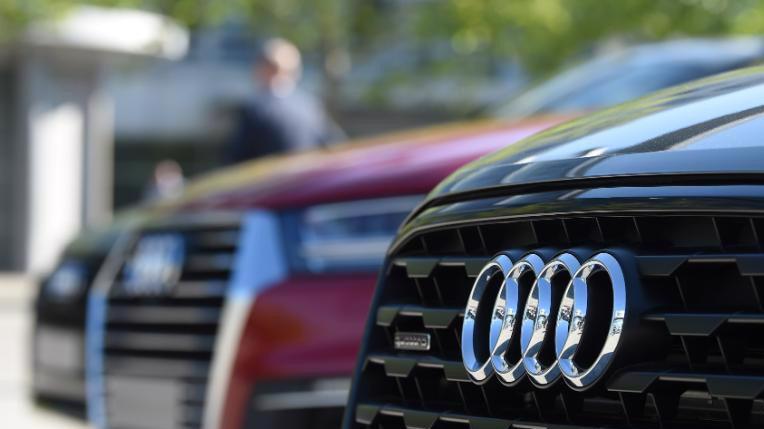 Volkswagen - công ty mẹ của Audi vừa nhận án phạt 1,2 tỷ USD vì bê bối gian lận khí thải - Ảnh: Getty Images.