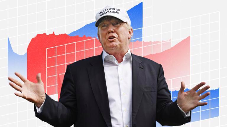 Tổng thống Mỹ Donald Trump - Ảnh: CNN.