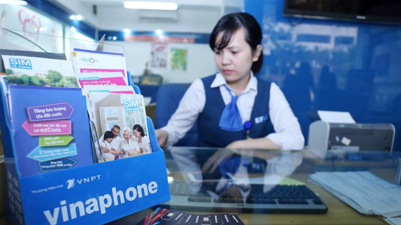 VinaPhone thuộc top mạng di động có tốc độ truy cập Internet nhanh nhất Việt Nam.
