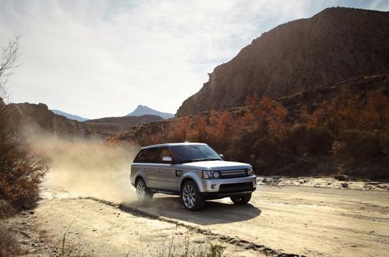 Bản Range Rover Sport 2013 mạnh mẽ nhất mang động cơ tăng áp kép dung tích 5.0 lít công suất 503 mã lực - Ảnh: Netcarshow.