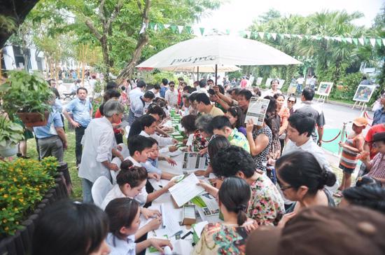 Đây là một hoạt động nằm trong chuỗi các sự kiện kết nối cộng đồng thường xuyên diễn ra tại Ecopark, dành cho khách hàng và những người chủ tương lai của Ecopark.
