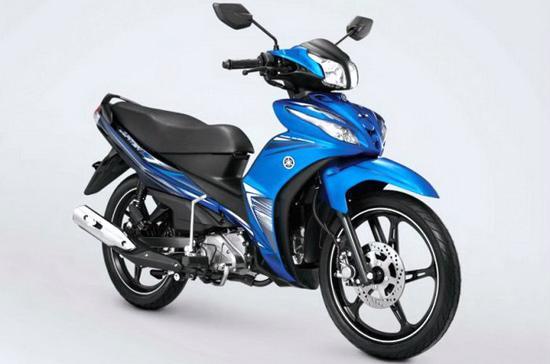 Yamaha lần đầu trang bị hệ thông phun xăng điện tử cho mẫu xe số Jupiter - Ảnh: Yamaha Indonesia.
