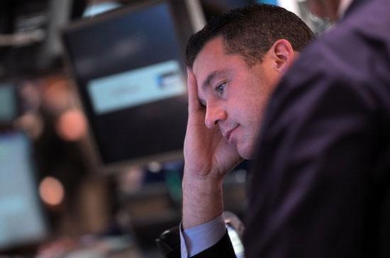 Dow Jones đảo chiều vào phút cuối - Ảnh: Getty.