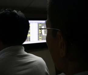 Trong tháng 12 này, thị trường liên tiếp chứng kiến những cuộc đấu giá thất bại - Ảnh: Việt Tuấn.
