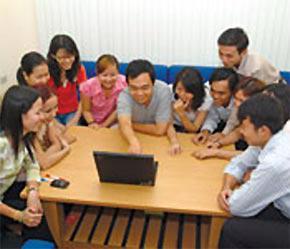 Những người trẻ, có năng lực đang ngày càng chiếm ưu thế trên thị trường nhân sự có mức lương cao.