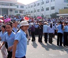 Những nơi chưa có Ban chấp hành công đoàn việc tổ chức và lãnh đạo đình công phải do đại diện được tập thể lao động cử ra.