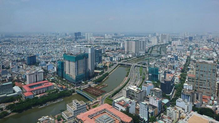 Ở Tp.HCM, số lượng giao dịch bất động sản đã tăng trung bình 44%/năm trong vòng 5 năm qua.
