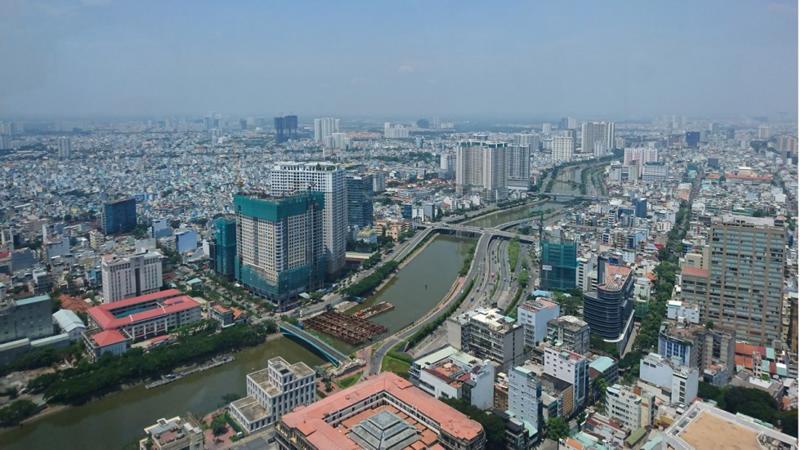 Bất động sản Tp.HCM hút khách Hồng Kông và Trung Quốc - Ảnh: South China Morning Post.