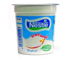 Một sản phẩm sữa của Nestlé Việt Nam.