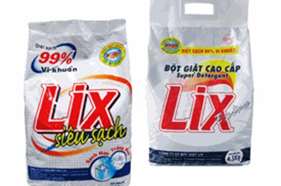 Sản phẩm của LIX