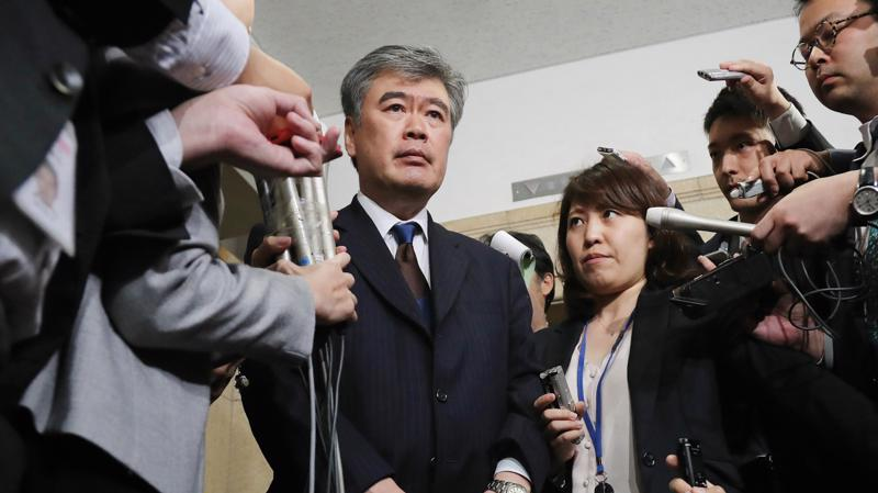 Ông Junichi Fukuda - Ảnh: Getty Images.