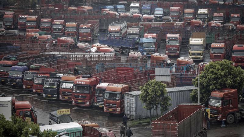 Truck Alliance được lập thành sau vụ sáp nhập giữa Huochebang và Yunmanman vào năm ngoái.