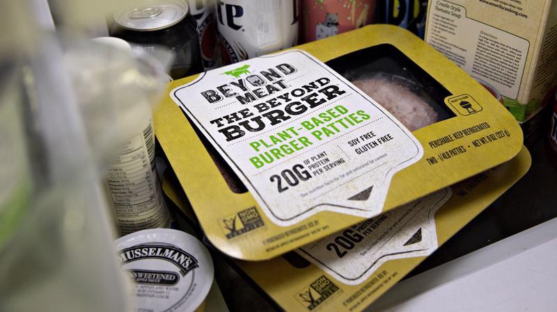 Beyond Meat trở thành cổ phiếu IPO thành công nhất từ đầu năm 2019 đến nay - Ảnh: Bloomberg.