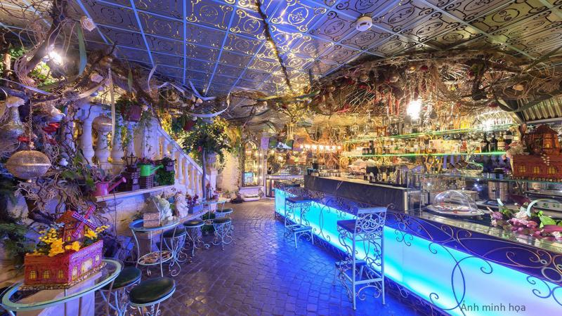 Nhiều tiện ích dành cho thiếu nhi được đầu tư ở Coco Wonderland Resort.