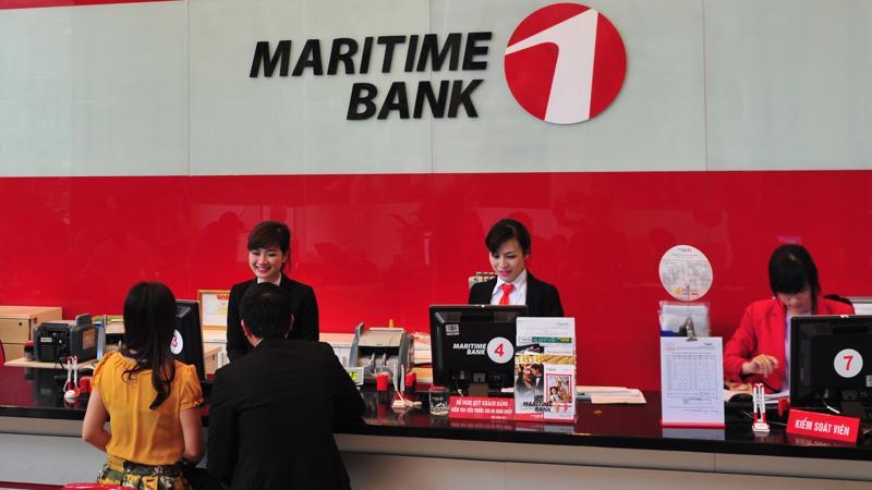 Maritime Bank đã liên tục mang đến cho khách hàng những sản phẩm, dịch vụ mới tiện ích hơn, tiết kiệm được thời gian và chi phí khi giao dịch.