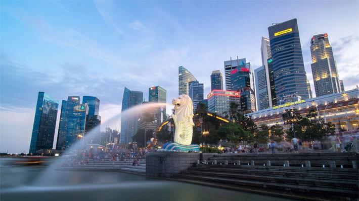 Nền kinh tế Singapore đang có chiều hướng tăng trưởng chậm lại - Ảnh: TechAsia.