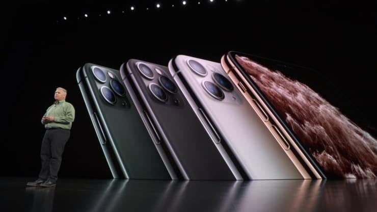 Hình ảnh trong lễ giới thiệu sản phẩm mới của Apple ngày 10/9 - Ảnh: Apple.