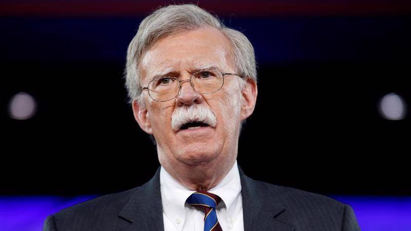 Ông John Bolton, cố vấn an ninh quốc gia Mỹ vừa bị Tổng thống Donald Trump sa thải.