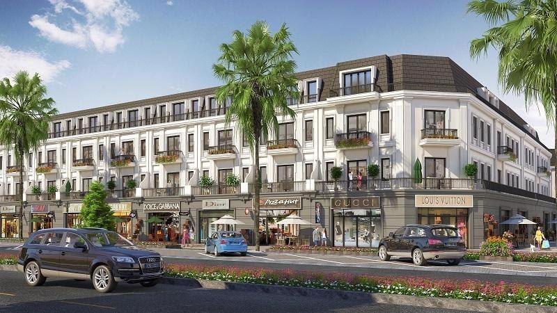 Dãy nhà phố thương mại EcoCity Premia sở hữu mặt tiền đắt giá trục đường Nguyễn Chí Thanh - Trung tâm kinh doanh phát triển mới tại thành phố Buôn Ma Thuột - nơi mang giá trị của sự phát triển tương lại thịnh vượng bậc nhất.