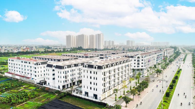 Kiến Hưng Luxury là một trong những dự án trong điểm của CRE trong 2021.