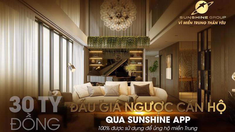 """Hoàn bộ thông tin, hình ảnh của căn hộ và dự án được niêm yết công khai, minh bạch tại Sunshine App để khách hàng và nhà đầu tư có cơ hội được """"tận mục sở thị""""."""