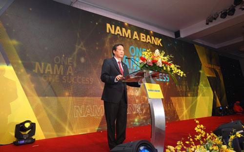 """Với phương châm hoạt động """"Ngân hàng đẹp - dịch vụ tốt"""", Nam A Bank đã không ngừng mở rộng mạng lưới hoạt động và chuẩn hóa trụ sở kinh doanh khang trang, hiện đại hơn trên toàn quốc."""