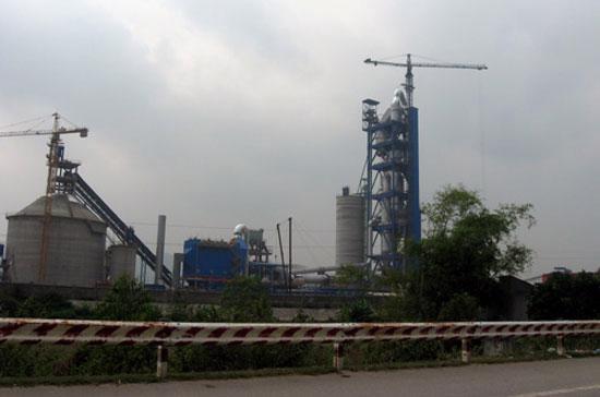 Nhà máy xi măng Đồng Bành. Riêng năm 2011, nhà máy này thiếu 141 tỷ đồng để trả nợ gốc và lãi.