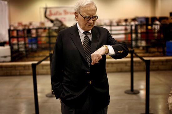 Tỷ phú Warren Buffett vẫn là người giàu thứ ba thế giới tính tới hết phiên giao dịch đêm qua 10/8.
