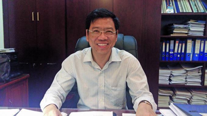 Ông Nguyễn Xuân Sang, Cục trưởng Cục Hàng hải Việt Nam