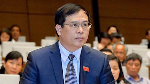 Ông Nguyễn Quốc Hưng, Ủy viên thường trực, Ủy ban Văn hóa, Giáo dục thanh thiếu niên và nhi đồng của Quốc hội.