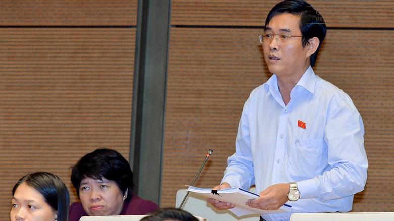 Đại biểu Hoàng Quang Hàm nêu những khoảng lặng của nền kinh tế