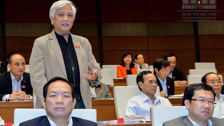 Đại biểu Dương Trung Quốc cho rằng phòng, chống tham nhũng cần tập trung vào những người sử dụng quyền lực để mưu lợi cho mình