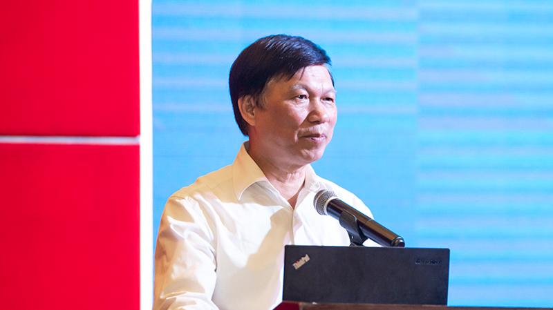 Ông Trần Quý Tường, Cục trưởng Cục công nghệ thông tin – Bộ Y tế