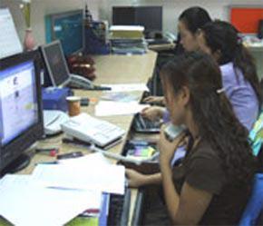 Với xu hướng làm việc part-time, nhiều nhân viên có thể phát huy thế mạnh làm việc.