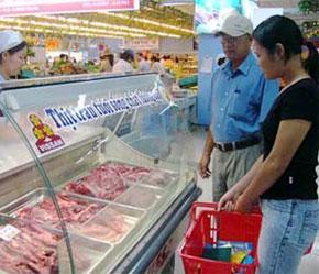 Giá heo và thịt heo tiếp tục tăng mạnh.