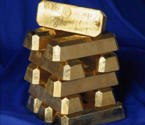 Giá vàng thế giới có xu hướng tăng lên bởi nó là một hướng đầu tư an toàn.