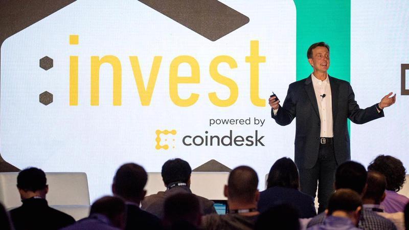 Sự kiện Consensus: Invest diễn ra tại New York vào tháng 11/2017 - Ảnh: Getty Images.