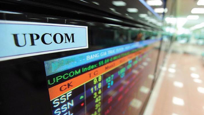 Tại thời điểm đóng cửa phiên giao dịch cuối năm, chỉ số UPCoM-Index đạt mức 52,83 điểm, giảm 3,8% so với năm 2017.