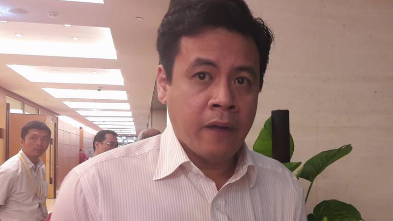 Đại biểu Trần Anh Tuấn.