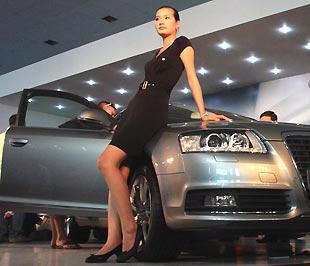 Thị trường ôtô sản xuất trong nước đang có đà hồi phục ổn định - Ảnh: Đức Thọ.