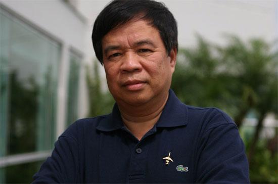 Ông Đoàn Quốc Việt, Chủ tịch Hội đồng Quản trị Air Mekong.