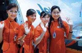 Hiện Jetstar Pacific đang khai thác đội bay 7 chiếc gồm Boeing 737-400 và Airbus A320.