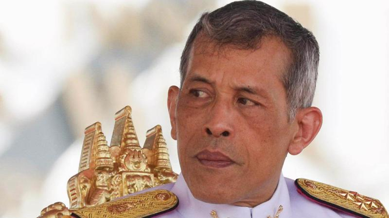Quốc vương Thái Lan Maha Vajiralongkorn - Ảnh: Reuters.